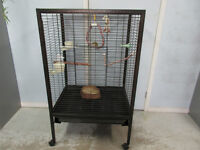 cage (volliere)47x30x24
