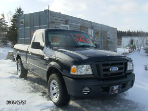2008 Ford Ranger Pickup Truck 2.3 litre 4 cyl 5 speed