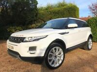 "2012 LAND ROVER RANGE ROVER EVOQUE 2.2 TD4 4X4 PURE 20"" ALLOYS"
