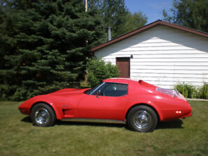1975 Chevrolet Corvette Coupe (2 door)
