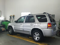 2005 Ford Escape FULL LOAD VUS LIMITED
