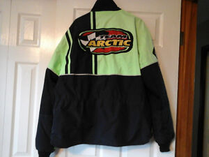 Artic Cat Snowmobile Jacket Prince George British Columbia image 2