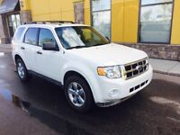 2012 Ford Escape XLT,fully loaded has only 38000 Km