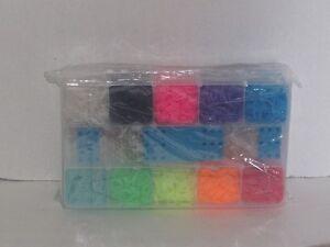 BRAND NEW IN PLASTIC MEGA LOOM KIT IN PLASTIC CASE