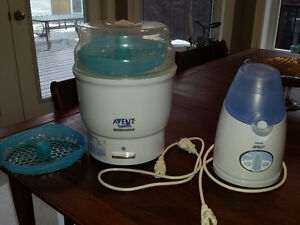 Philips Avent Electric Steam Sterilizer Naturally Express!!!