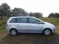 Vauxhall Zafira 1.8 Exclusiv