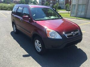 2004 Honda CR-V, 4WD, Automatic, 4 Cylinder,FIRST OWNER