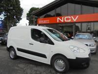 2012 PEUGEOT PARTNER 850 S 1.6 HDi 92 Van NEW MOT ON PURCHASE