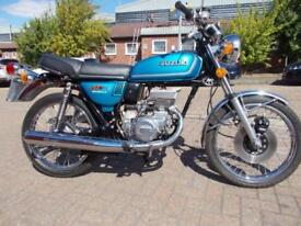 SUZUKI GT185 1977/R 4800 MILES 5 OWNERS TOTALLY STUNNING IMMACULATE CONDITION