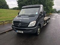 Mercedes sprinter 515CD I - 2012 model twin wheeler in excellent condition PX welcome