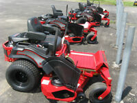 "Big Dog Alpha MP 54"" & 60"" Zero Turn Mowers 7 Yr Warranty"