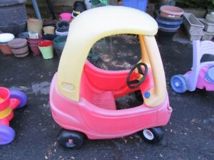 RIDE IN CAR - COZY COUPE - REDUCED!!!!