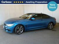 2015 BMW 4 SERIES 420d [190] M Sport 2dr Auto [Professional Media]