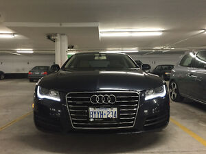 2012 Audi A7 3.0 Premium Plus Sedan - w. Extra Tires + Rims