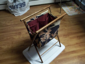 Antique/Vintage Hamper.