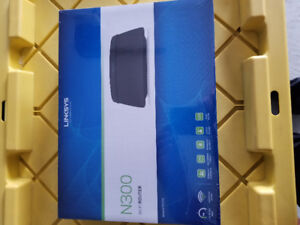 Brand new in box linsky wifi router