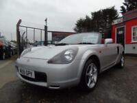 2001 Toyota MR2 MR2 Outstanding condition,12 months mot,3 keys,Warranty,Px we...