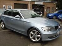 2008 58 BMW 1 SERIES 1.6 116I EDITION ES 5D 121 BHP