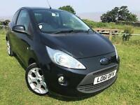 Ford Ka Titanium Hatchback 1.2 Manual Petrol