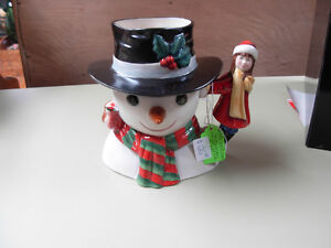 Limited Edition Royal Doulton Snowman