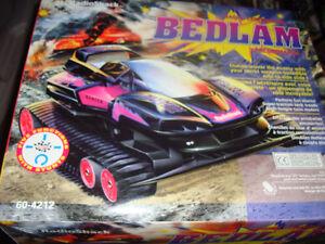 Brand New Bedlam Radio Controlled Tank Car - $30