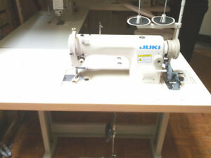 JUKI INDUSTRIAL SEWING MACHINES USED AND BRAND NEW