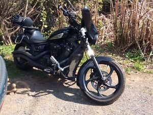 1300cc 2011Yamaha Stryker for Sale