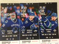 Vancouver Canucks Tickets for sale.
