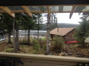 Seasonal Wilderness RV Lots available at Dominic Lake