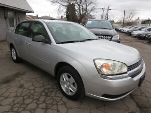 2005 Chevrolet Malibu - Power Group, Alloys, Accident Free