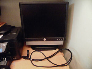 Dell Monitor- previously used