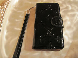 Louis Vuitton Vernis Credit Card Wallet Iphone Cell Phone Case