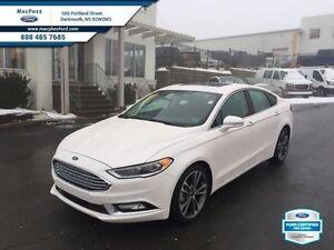 2017 Ford Fusion Titanium   CPO - Interest Rates at 1.99%