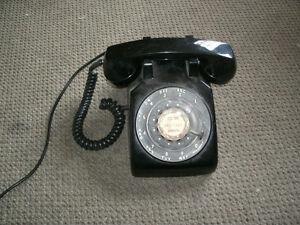 Vintage dial telephone