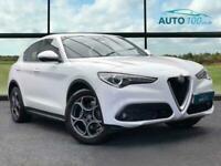 2018 Alfa Romeo Stelvio 2.2 TD Speciale Auto Q4 AWD (s/s) 5dr