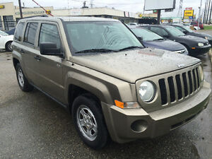 2008  JEEP PATRIOT 4X4 North-Edition,Heated seats,Super Clean!
