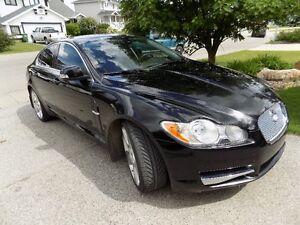 2009 Jaguar XF SC Sedan