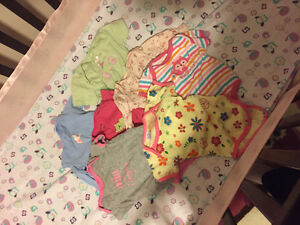 Lot of baby girl 6-9 month clothinf Kingston Kingston Area image 8