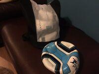 Precision Footballs - Size 5 (brand new)