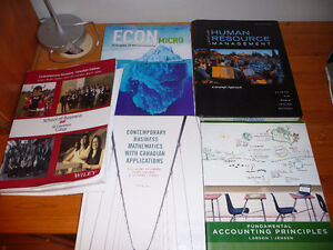 SLC Business (1st year) Fundamentals Testbooks Kingston Kingston Area image 1