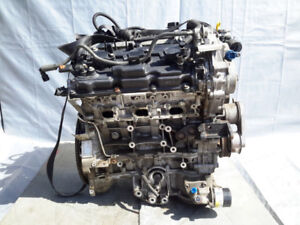 2008-2012 INFINITI EX35 ENGINE TRANSMISSION VQ35HR