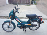 Tomos Targa Moped