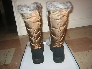 Brand New Pajar Tex Boots in  Bronze Colour--Beautiful! London Ontario image 3
