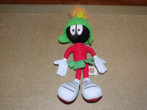 GANZ, MARVIN THE MARTIAN, LOONEY TUNES, STUFFED ANIMAL