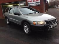 VOLVO XC70 2.4 AWD 185 GEARTRONIC 2006MY D5 SE Lux LEATHER INTERIOR