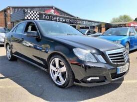 2009 Mercedes-Benz E Class 3.5 E350 CGI BlueEFFICIENCY Avantgarde 7G-Tronic 4dr
