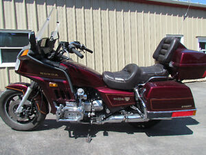 Beautiful 85 Honda Goldwing in Excellent condition