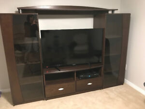 4pc TV Wall Unit – $50.00