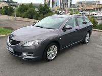 2008 MAZDA 6 TS2 ESTATE PETROL