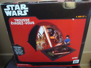Tente et courtepointe STAR WARS